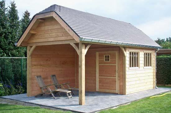 cottage tuinhuizen